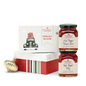 Stonewall Kitchen Holiday Pepper Jelly Collection
