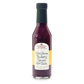 Stonewall Kitchen Blueberry Serrano Hot Sauce