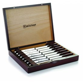 Wüsthof Wüsthof 8 Piece Steak Knife Set, Wooden Box