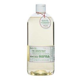 Liquid Soap Refill - Fir & Grapefruit