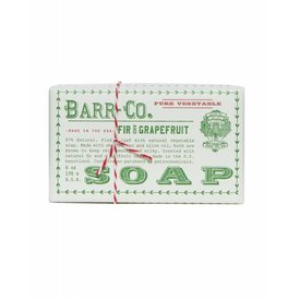 Bar Soap - Fir & Grapefruit