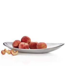 Nambé Braid Oval Platter