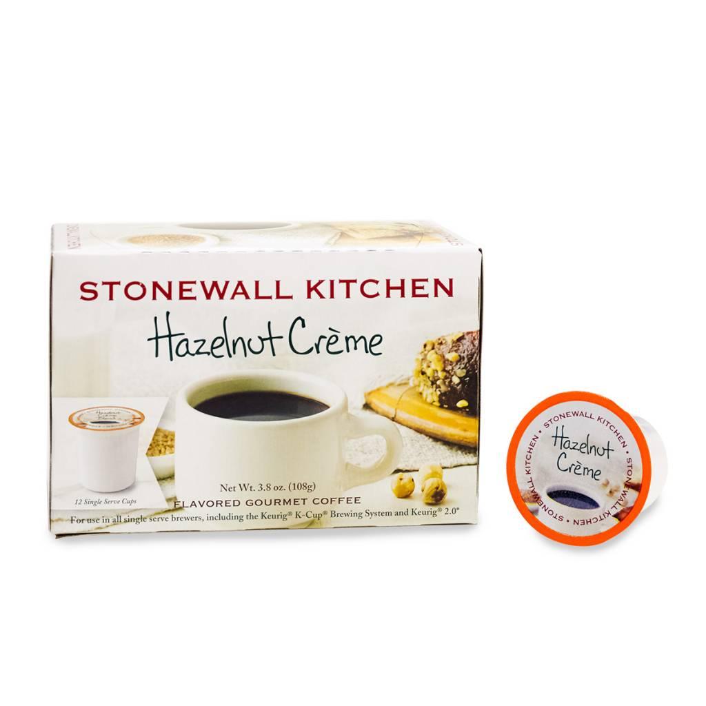 Stonewall Kitchen Hazelnut Crème Single Serve Cups