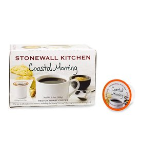 Stonewall Kitchen Coastal Morning Single Serve Cups