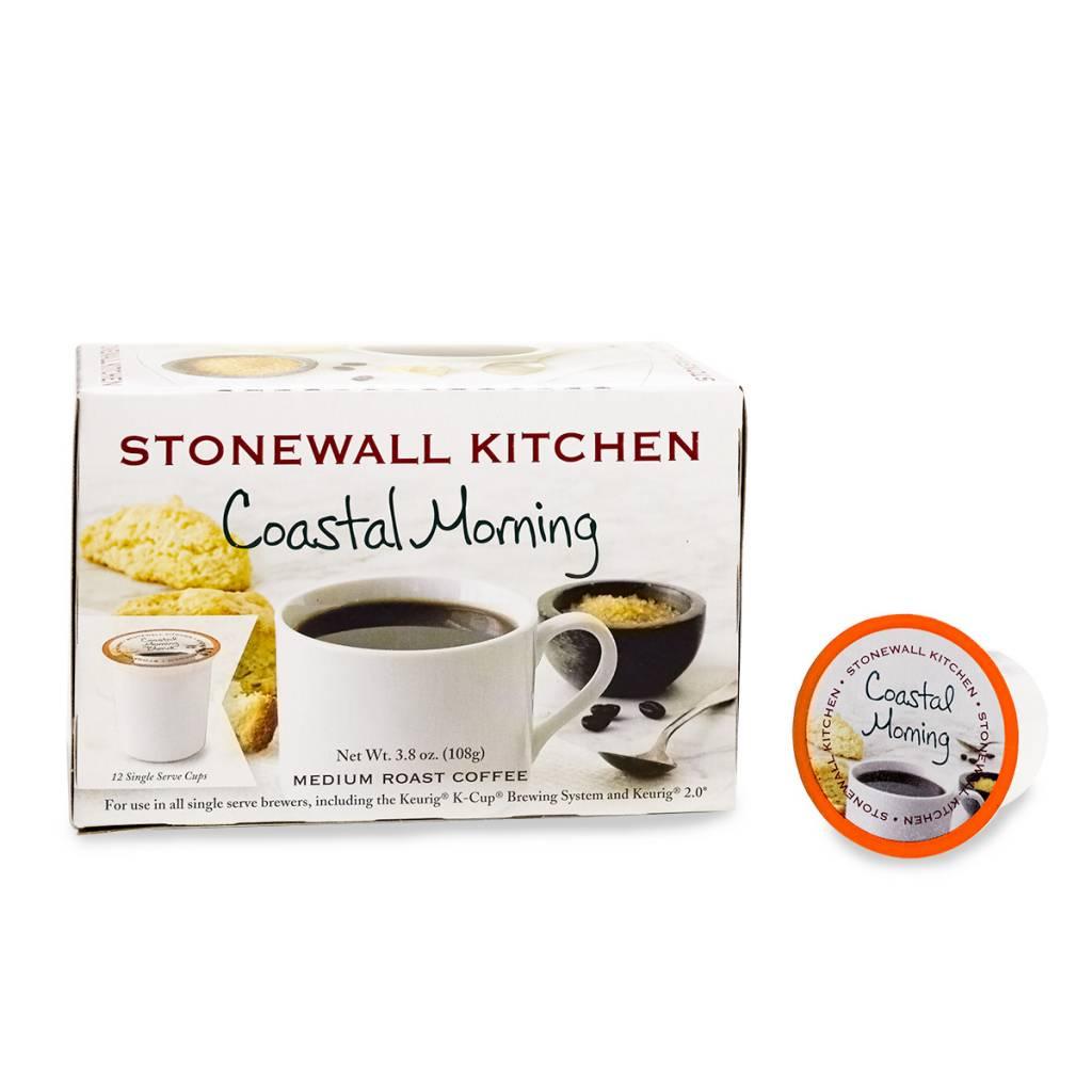 Stonewall Kitchen Coastal Morning Single Serve Cups