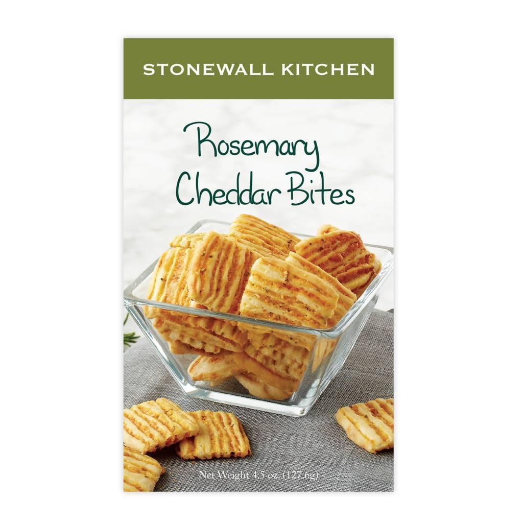 Stonewall Kitchen Rosmary Cheddar Bites