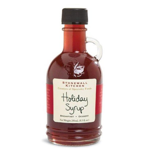 Stonewall Kitchen Holiday Syrup, 8.5 oz.
