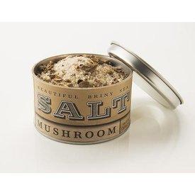 Mushroom Sea Salt