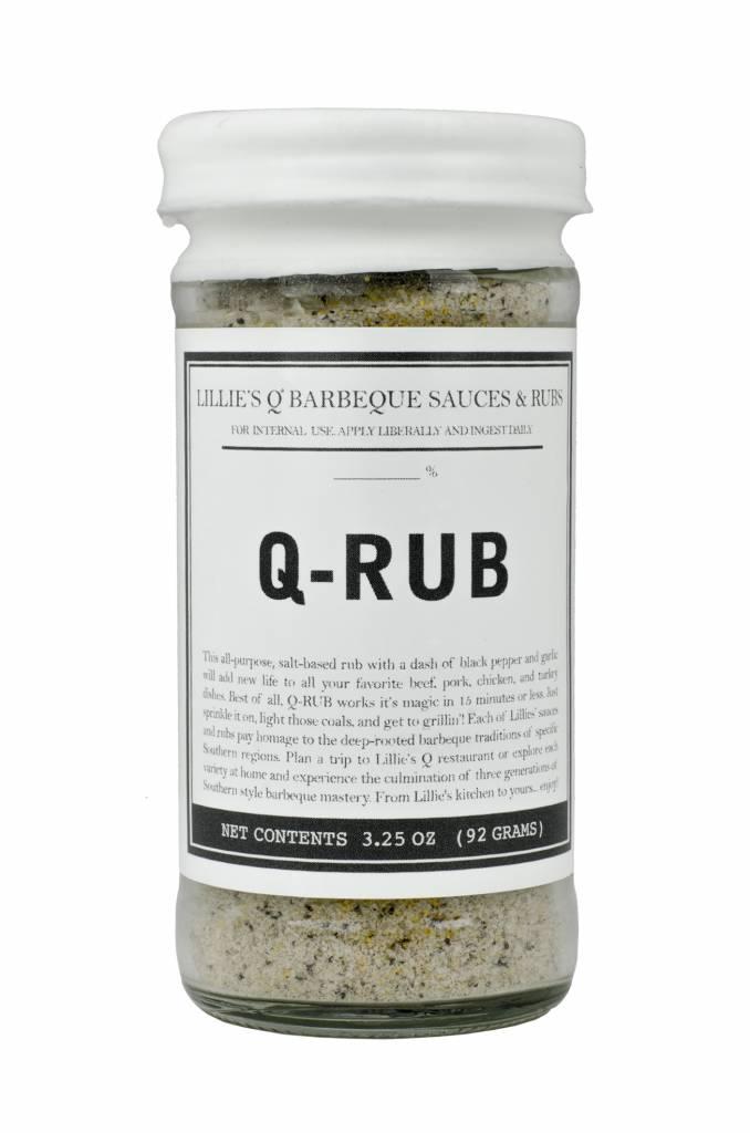 Q-Rub Dry Rub