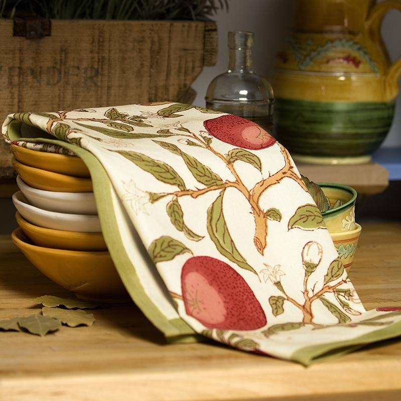 Orange Tree Tea Towel