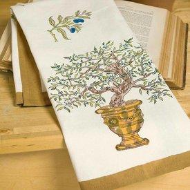 Olive Tree Tea Towels