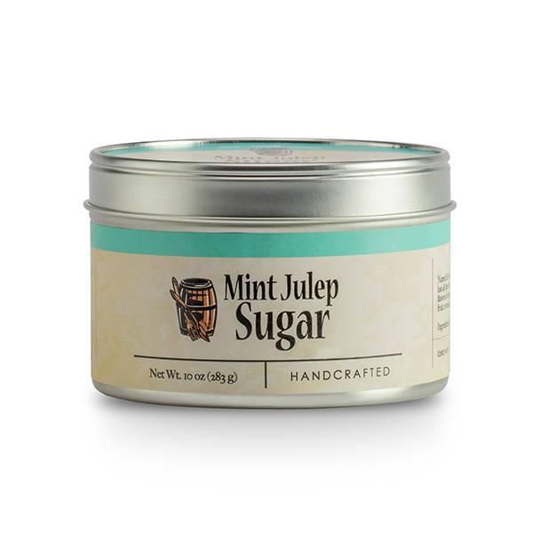Bourbon Barrel Foods Woodford Reserve Mint Julep Sugar
