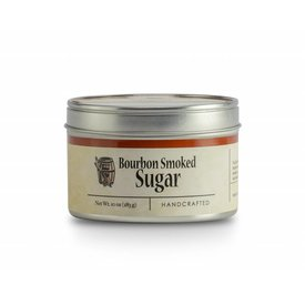 Bourbon Barrel Foods Bourbon Smoked Sugar