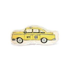 Taxicab Dog Toy