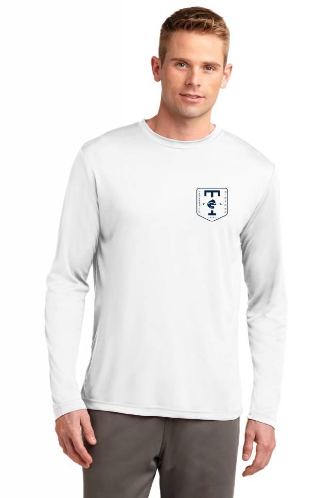 Thomasville Logo Men's Longsleeve Thomasville Logo T-Shirts
