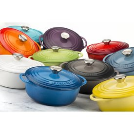 Le Creuset Special Order Items for Registries