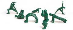 Products tagged with army men