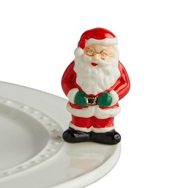 Nora Fleming NF Mini Father Christmas