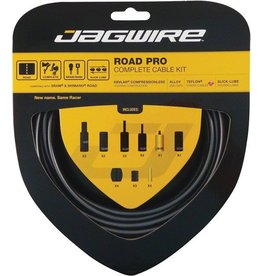 Jagwire Jagwire Road Pro Complete Road Brake & Derailleur Kit