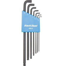 Park Park Tool HXS-3 Stubby Hex Wrench Set 1.5-6mm