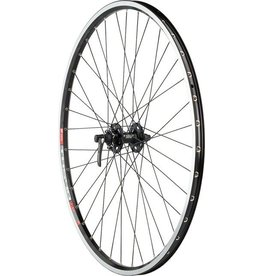 Quality Wheels Quality Wheels Pavement  Front Wheel 700c 36h XT M756 / DT Swiss TK540 / DT Compeition All Black