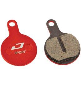 Jagwire Jagwire Mountain Sport Semi-Metallic Disc Brake Pads for Tektro Lyra, IOX