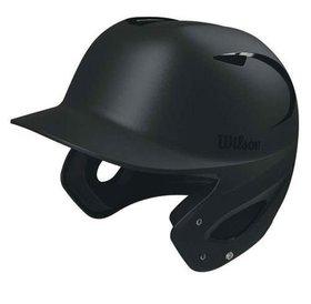 Wilson Wilson Superfit Batting Helmet Black