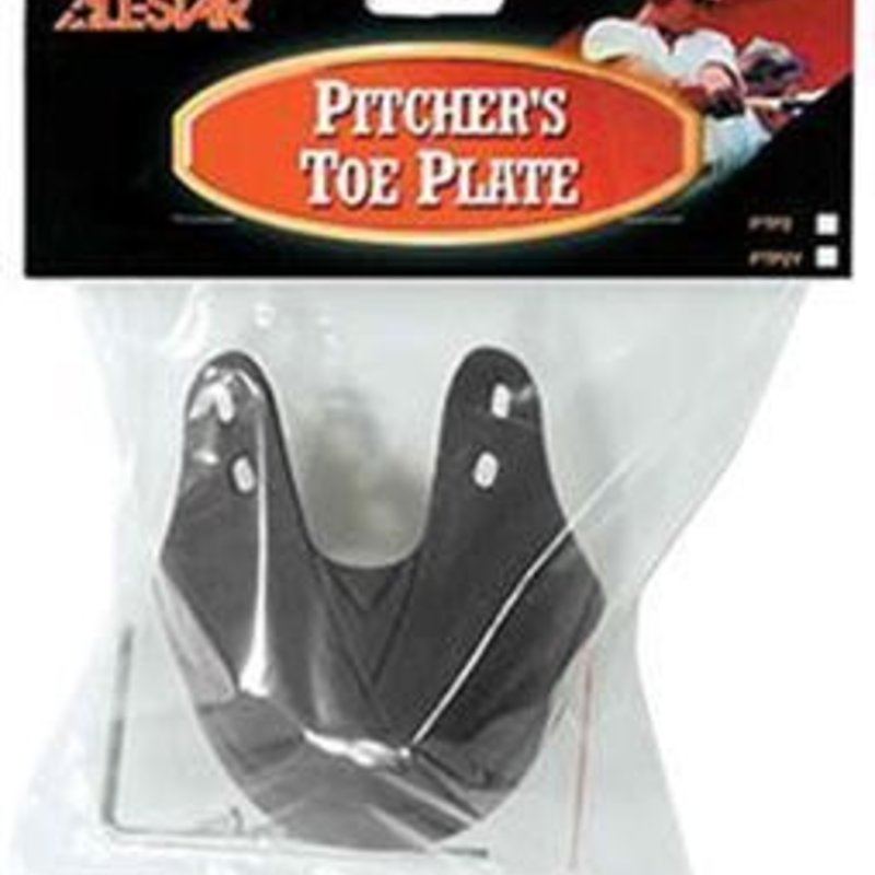 All Star All Star Pitcher's Toe plate