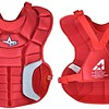 All Star All Star Chest Guard Scarlet 14''
