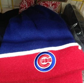 47Brand 47 Brand knit Chicago Cubs