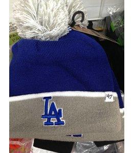47Brand 47 Brand knit LA Dodgers blue