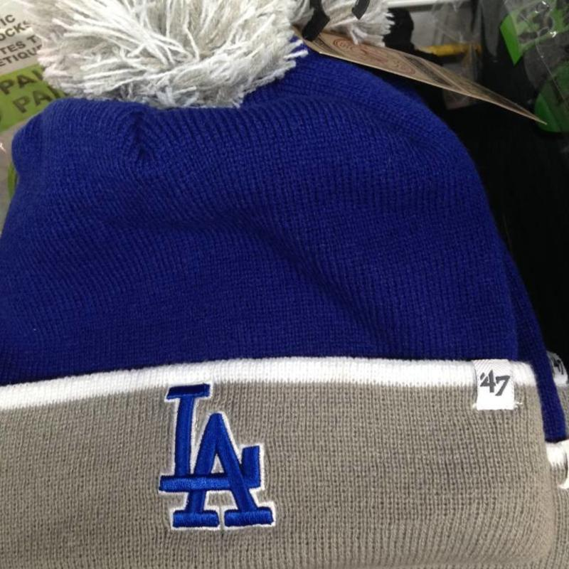 47Brand 47 Brand knit LA Dodgers blue