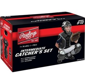 Rawlings Rawlings Catcher Kit Intermediate Set