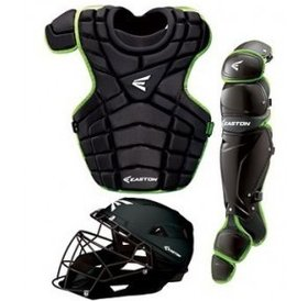 Easton Easton M10 Custom Catcher Set Adult  BK/TORQ