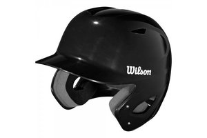 DeMarini Wilson Supertee Tee Ball Helmet Black