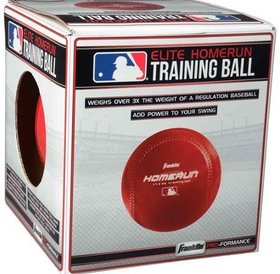 Franklin Franklin MLB Home Run Strength Training ball 17.5 oz