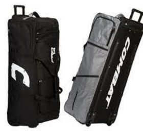 BPS Sport Combat Pro 14 Roller bag Grey/Black