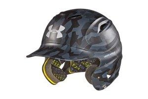 Under Armour Under Armour Batting Helmet Adult Digi-Black