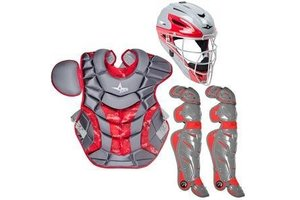 All Star All-Star System 7 Camo Catching Kit Scarlett 9-12