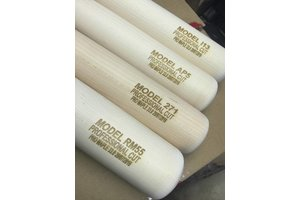 On Field On Field Maple Wood Bat