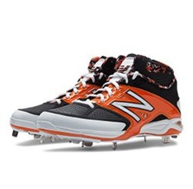 New Balance Athletic New Balance M4040BO2 Black/Orange 7.5