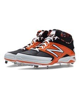 New Balance Athletic shoe inc New Balance M4040BO2 Black/Orange 8.5