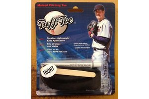 Markwort Tuff Toe Pro molded pitching toe right