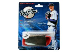 Markwort Tuff Toe Pro molded pitching toe left