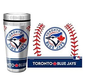 Mustang products Mustang MLB Toronto Blue Jays 16oz mug
