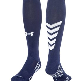Under Armour Under Armour Soccer Striker Over The Calf Socks Navy Large