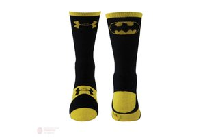 Under Armour Under Armour Performance SuperHero Crew Socks Batman Large