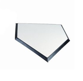 HDB Home plate with black edge