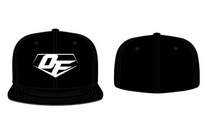 On Field On Field Casquette black / White XS/S