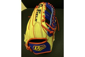On Field On Field Pro Series Euro kip OF-2 Beige/Blue/Red 11.75''